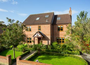 Thumbnail 5 bed detached house for sale in Park Gate, Strensall, York