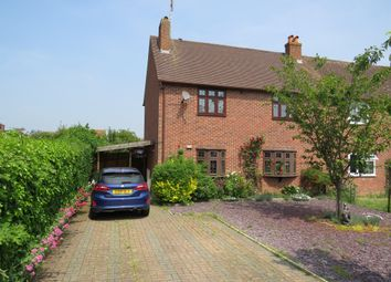 Thumbnail 3 bed semi-detached house for sale in Observer Way, Kelvedon, Colchester