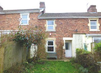 Thumbnail 2 bed terraced house for sale in Hillside View, Peasedown St. John, Bath
