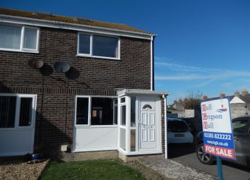 Thumbnail 2 bedroom end terrace house for sale in Rushetts Close, Portland