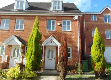 Thumbnail 3 bed detached house to rent in Redbarn Close, Heritage Village, Leeds