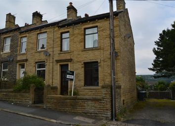Thumbnail 3 bedroom end terrace house for sale in Scar Lane, Milnsbridge, Huddersfield