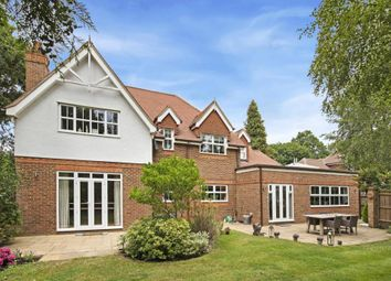 Thumbnail 5 bed detached house to rent in Stoke Road, Cobham