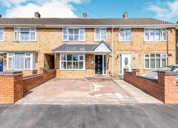 Thumbnail 3 bed terraced house for sale in Avon Crescent, Pelsall, Walsall, West Midlands