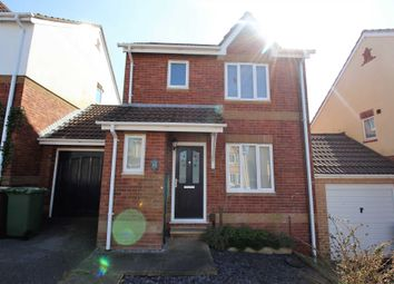Thumbnail 3 bedroom link-detached house to rent in Bridle Close, Plympton