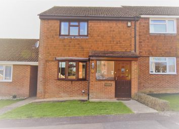 Thumbnail 2 bed semi-detached house for sale in Spracklands, Dinton, Salisbury