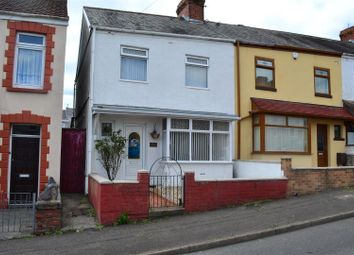 Thumbnail 2 bed end terrace house for sale in Cecil Street, Manselton, Swansea