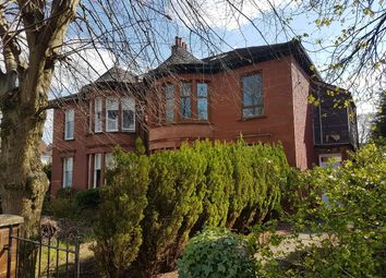 Thumbnail 4 bed flat for sale in Rosedale Gardens, Glasgow