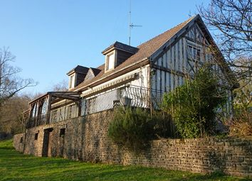 Thumbnail 4 bed country house for sale in Isigny-Le-Buat, Basse-Normandie, 50540, France