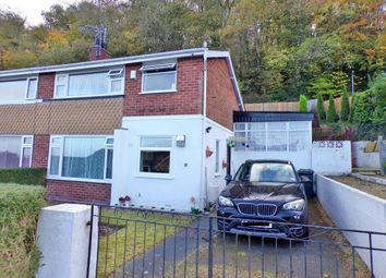 Thumbnail 3 bed semi-detached house for sale in Rhiw Grange, Colwyn Bay, Conwy