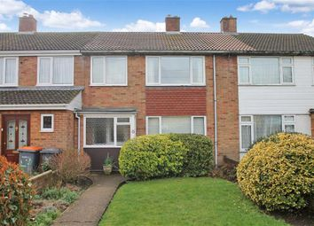 Thumbnail 3 bed terraced house for sale in Lynn Close, Elstow, Bedford
