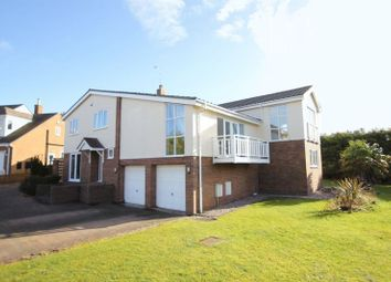 Thumbnail 4 bed detached house for sale in Jellicoe Close, Caldy, Wirral