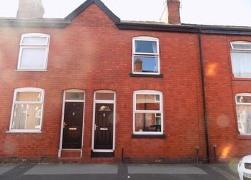 Thumbnail 2 bed terraced house for sale in Flower Street, Castle, Northwich