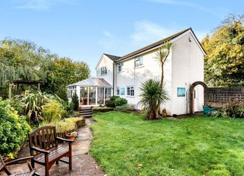 Thumbnail 3 bed detached house for sale in Coombe Lane, Teignmouth, Devon