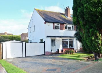 Thumbnail 3 bed semi-detached house for sale in Lapworth Close, Orpington