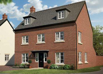 Thumbnail 5 bed detached house for sale in Lassington Grove, Highnam, Gloucester