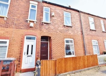 Thumbnail 2 bed terraced house for sale in Irlam Avenue, Eccles, Manchester