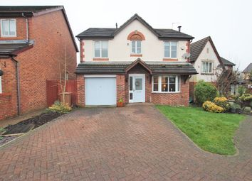 4 bed detached house for sale in Dovecote Drive, Haydock, St. Helens WA11