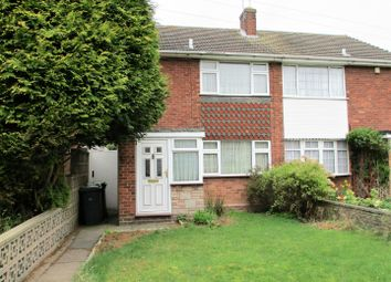 Thumbnail 3 bedroom property for sale in Laburnum Road, Stow Heath, Wolverhampton