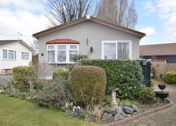 Thumbnail 2 bed mobile/park home for sale in Tilford Drive, Bognor Regis, West Sussex