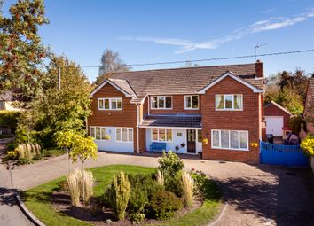 Thumbnail 4 bed detached house for sale in Park Lane, Dry Drayton, Cambridge