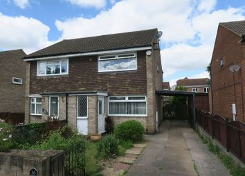 Thumbnail 2 bed semi-detached house to rent in Low Shops Lane, Rothwell, Leeds