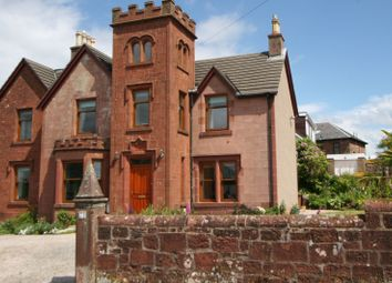 Thumbnail 4 bed detached house for sale in Skelmorlie Castle Road, Skelmorlie