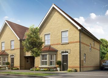 "Thumbnail 3 bedroom terraced house for sale in ""Chesham Special"" at Station Road, Longstanton, Cambridge"