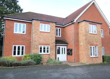 Thumbnail 2 bed flat for sale in New Haw, Surrey