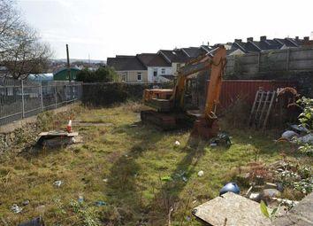 Thumbnail Land for sale in Fell Street, Treharris