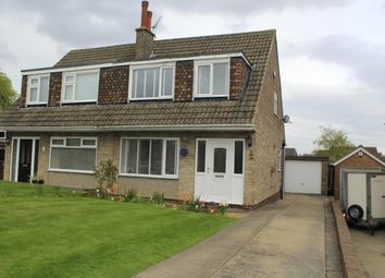 Thumbnail 3 bed semi-detached house for sale in Richmondfield Avenue, Barwick In Elmet, Leeds