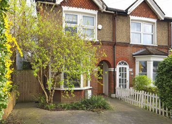 Thumbnail 4 bedroom semi-detached house for sale in Coombe Gardens, New Malden
