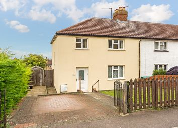 Thumbnail 3 bed end terrace house for sale in Stake Piece Road, Royston, Hertfordshire