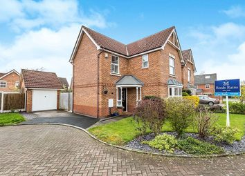 Thumbnail 3 bed detached house for sale in Birkdale Close, Euxton, Chorley