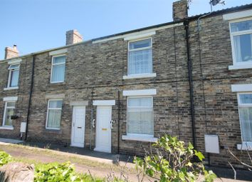 2 bed terraced house for sale in Cross Street, Helmington Row, Crook DL15