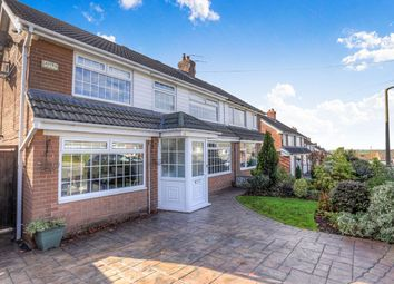 Thumbnail 5 bed semi-detached house for sale in Henbury Drive, Woodley, Stockport