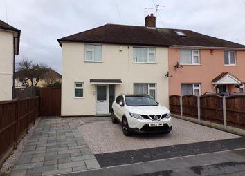 Thumbnail 3 bed semi-detached house for sale in Meadowvale Crescent, Clifton, Nottingham, Nottinghamshire