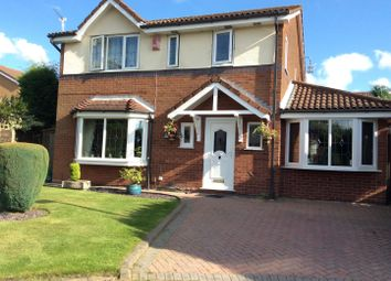 Thumbnail 4 bed detached house for sale in Lime Close, Dukinfield