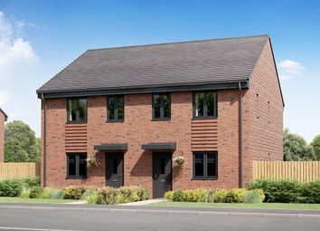"""3 bed property for sale in """"Dalby"""" at Woodfield Way, Balby, Doncaster DN4"""