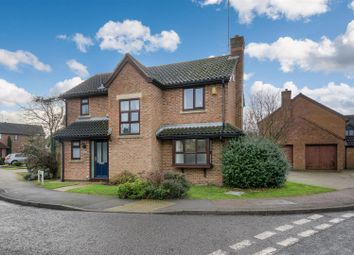 Thumbnail 4 bed detached house for sale in Wrenbury Road, Duston, Northampton