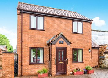 Thumbnail 3 bed detached house for sale in Blacksmith Mews, Navenby, Lincoln
