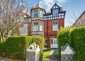 Thumbnail 2 bed flat for sale in Abbey Road, Llandudno, Conwy