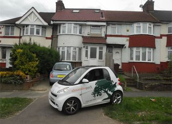 Thumbnail 1 bed flat to rent in Roxeth Green Avenue, South Harrow, Middlesex