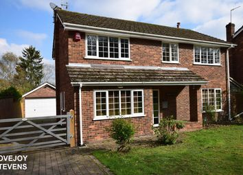 Thumbnail 4 bed detached house for sale in Ashford Hill Road, Headley