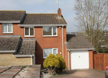 Thumbnail 3 bed semi-detached house for sale in Headway Rise, Teignmouth