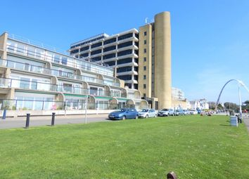 Thumbnail 2 bedroom flat for sale in The Leas, Folkestone