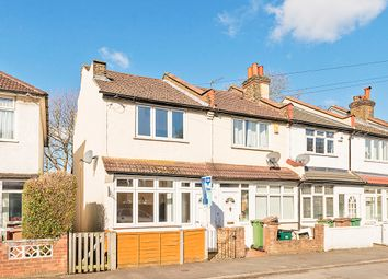 Thumbnail 2 bed end terrace house for sale in York Street, Mitcham Junction, Mitcham