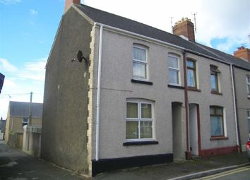 Thumbnail 2 bed end terrace house for sale in Warwick Road, Milford Haven