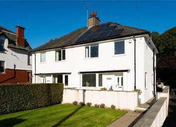 Thumbnail Semi-detached house for sale in Aysgarth, Crosthwaite Road, Keswick, Cumbria