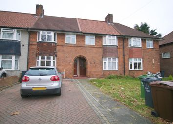 Thumbnail 3 bed terraced house to rent in Valence Avenue, Chadwell Heath, Dagenham